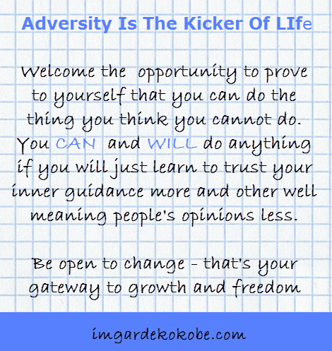 10 Steps To Nurture Yourself In The Face Of Adversity